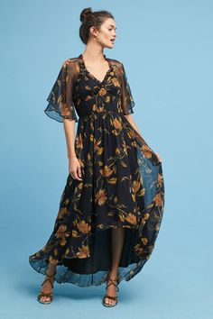 Slide View: 2: Shoshanna Jenna Floral Dress