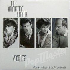 Manhattan Transfer Vocalese 7 81266-1 http://popmaster.pl/