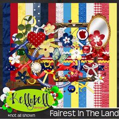 Fairest In The Land - Click Image to Close
