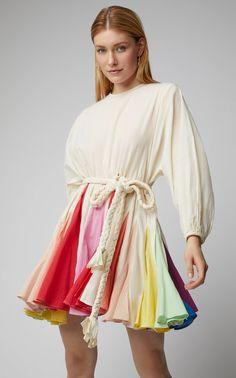 Colorful Fashion, Boho Fashion, Fashion Outfits, Womens Fashion, Fashion Design, Fashion Trends, Looks Chic, European Fashion, Cotton Dresses