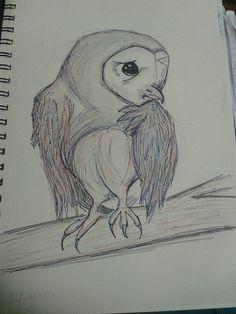 Afbeeldingsresultaat voor mooie tekeningen Art, Wisdom, Owls, Monkeys, Crosses, Art Background, Kunst, Gcse Art, Art Education Resources