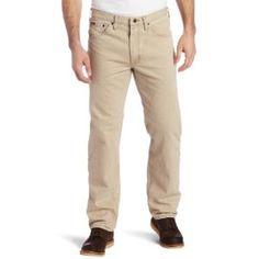 Lee Men's Regular Fit Jean, Dune, 32x29 (Apparel)