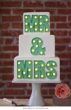 Mr & Mrs Marquee Let
