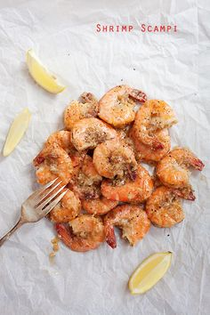 Hawaiian Shrimp Scampi (Garlic Butter Shrimp):this is a perfect summer dish to share and enjoy with your friends and family. You should also check out this summertime peel and eat shrimp. Happy eating!