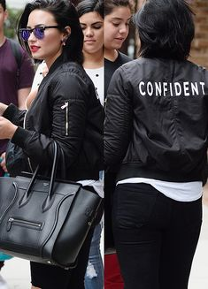 dlovato-news: Demi Lovato leaving her hotel in. Pelo Demi Lovato, Demi Lovato Hair, Demi Lovato Style, Short Hair Cuts, Short Hair Styles, Pixie Cuts, Demi Lovoto, Demi Lovato Pictures, Role Models