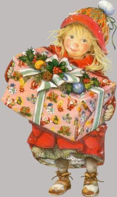 cute girl -Lisi Martin card
