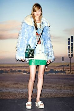 Coach Collection S/S 2015 look  3 - The Cut