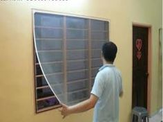 Find here online price details of companies selling Window Mosquito Net. Get info of suppliers, manufacturers, exporters, traders of Window Mosquito Net for buying in India. Mosquito Window Screen, Window Mesh Screen, Diy Screen Door, Window Screens, Window Coverings, Window Shutters, House Window Design, Window Grill Design, Decorative Screen Panels