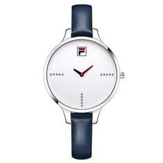 ... de Quartzo com Pulseira de Couro relógio de Pulso Relógio de Alta  Qualidade À Prova D  Água 38-780 - A sua loja com itens nacionais e  importados cbf2ea5290