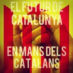 The future of Catalonia is in catalans' hands. Image Cat, Power To The People, Holidays And Events, Decir No, Humor, Country, Instagram, Kiss, Hands