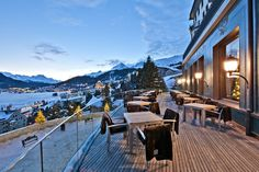 Carlton Hotel - St. Moritz, Switzerland This... | Luxury Accommodations Blog