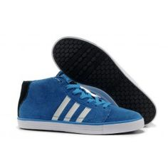 Køligt Adidas Vlneo Hoops Mid Shoes Blå Hvid Sort Herre Skobutik | Købe Adidas Vlneo Hoops Mid Shoes Low Skobutik | Adidas Skobutik Salg | denmarksko.com