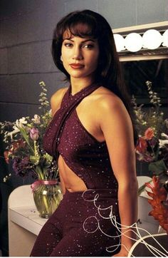 Jennifer Lopez as Selena (Selena Movie)