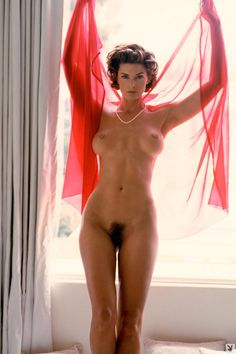 strip-o-matic: (via TumbleOn) Joan Severance born December 23, 1958: USA Actress And Former Fashion Model Appearing in Playboy, November 1992.