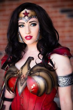 Cool Cosplay: Spawn, Wonder Woman, And More!