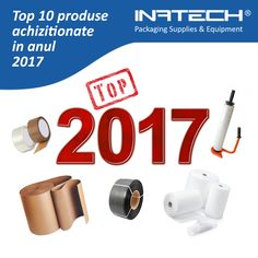 Top 10 produse achizitionate in anul 2017