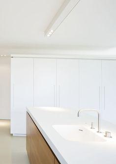 :: KITCHENS :: interiors designed by Hofman Dujardin #kitchens