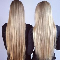 Long hair don't care! How amazing are these manes?!  www.hellohair.com.au #haircrush #longhairdontcare #maneenvy #hairgoals