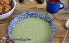 Cukkinifőzelék Zucchini, Dairy, Cheese, Food, Essen, Meals, Yemek, Eten