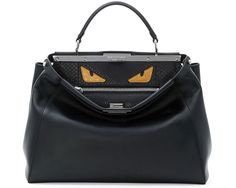 Fendi's latest Peekaboo purse doles out style with a dose of scare