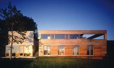 Ivan Cavegn house Roethis