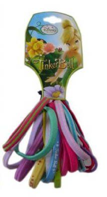 Disney Tinker Bell Tinkerbell Hair Elastic Bands Scrunchies 18pc Bundle -- Click image to review more details.(This is an Amazon affiliate link)