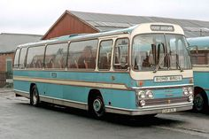 Leopard / Plaxton Elite II Express new to Bond Bros of Willington. Bishop Auckland, Rusty Cars, Busses, Coaches, Bond, Trucks, Group, Classic, Vintage
