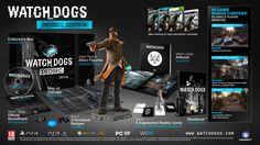 Novo trailer e data de lançamento de Watch Dogs são divulgados.