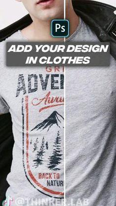 Graphic Design Lessons, Graphic Design Tools, Graphic Design Tutorials, Photoshop Design, Photoshop Tutorial, Mockup Photoshop, Conception Photoshop, Inkscape Tutorials, Graphisches Design