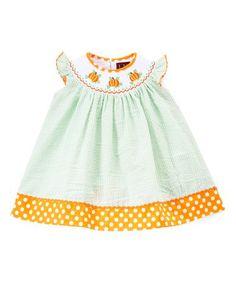 2dcde4757 Brown Kelly A-Line Dress - Infant   Toddler