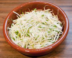 Salade van meiknol