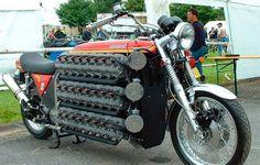 Afbeelding: Kawasaki 48 cylinder