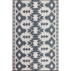Found it at AllModern - World Gray Indoor/Outdoor Area Rug