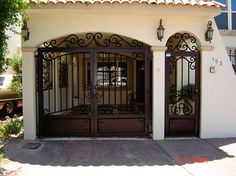 puertas de herreria catalogo - Buscar con Google