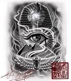 Anubis Tattoo, Demon Tattoo, Inner Bicep Tattoo, Forearm Tattoo Men, Body Art Tattoos, Sleeve Tattoos, Leg Tattoos, Tattoo Sketches, Tattoo Drawings