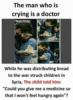Pray for Syria. All the innocent children, the elderly, may the end of your journey will be in Paradise. Paradise where no one will cry and suffer. That is your reward Wow Facts, Real Facts, Real Life Heros, Heart Touching Story, Interesting Facts About World, General Knowledge Facts, Unbelievable Facts, Amazing Facts, Intresting Facts