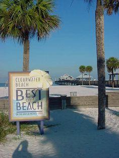 Clearwater Beach !
