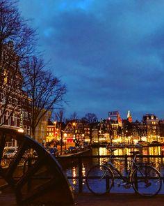 Amsterdam 🍭