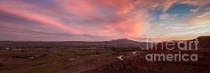 Morning View Over Emmett Valley: See more images at http://robert-bales.artistwebsites.com/