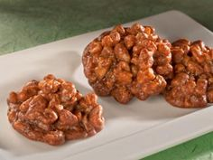 Chocolate Nut Cookies from HERSHEY'S Kitchens