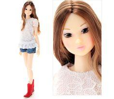AmiAmi [Character & Hobby Shop] | momoko DOLL momoko DOLL Merokyun Marine Complete Doll