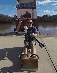 QT-Trainer Kayak Simulator by MyStroke Technology LLC — Kickstarter