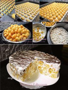 кулинарные рецепты торт Дамские пальчики.