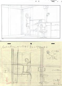 アニメ私塾 (@animesijyuku) さんの漫画 | 25作目 | ツイコミ(仮) Storyboard Examples, Storyboard Artist, Art Reference Poses, Drawing Reference, Design Reference, Comic Drawing, Manga Drawing, Novel Tips, Comic Book Layout