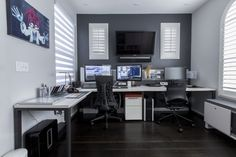 Foto: Galería de escritorios Maqueros para envidiar   mac tecnologia galerias imagenes diseno de interiores 2