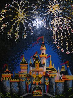 disneylandforum art | LEGO Castle by disneyland-stock on DeviantArt