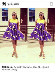 ★ African Print Fashion, Africa Fashion, African Fashion Dresses, Ethnic Fashion, African Wear, African Attire, African Women, African Dress, Ghanaian Fashion