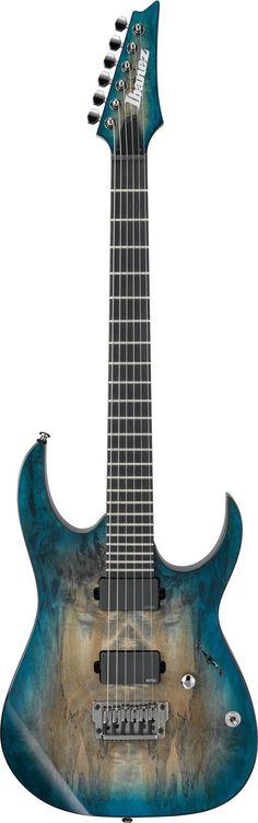 Ibanez RGIX20FESM Iron Label Electric Guitar