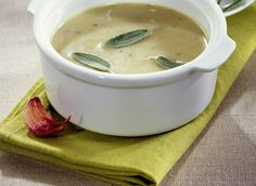 Soupe ail & serrano #DanOn #recette