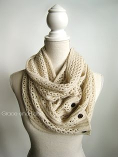Hey, I found this really awesome Etsy listing at https://www.etsy.com/listing/158175831/nellie-knit-scarf-oat-open-weave-knit